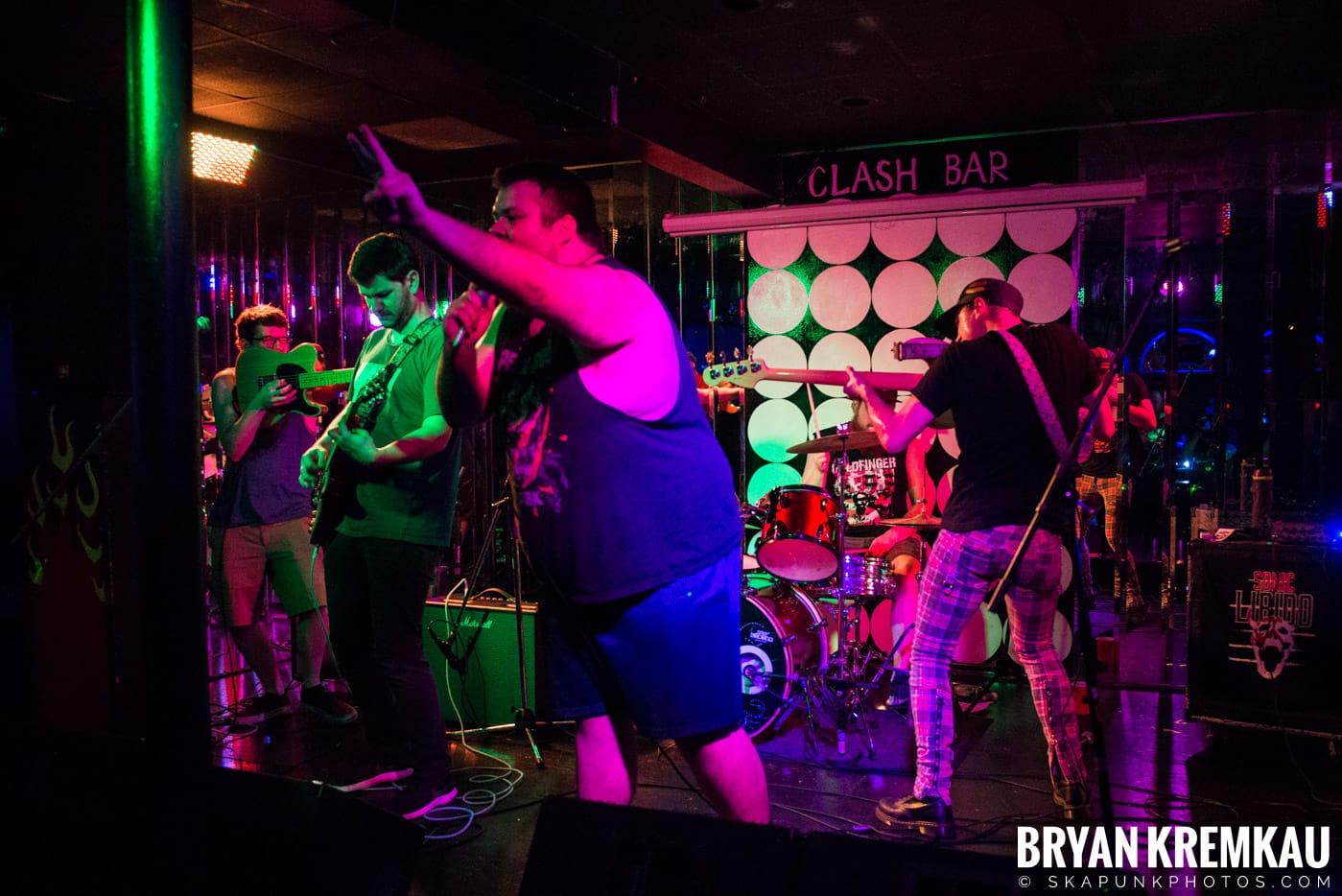 Sonic Libido @ Clash Bar, Clifton, NJ - 8.18.18 (6)