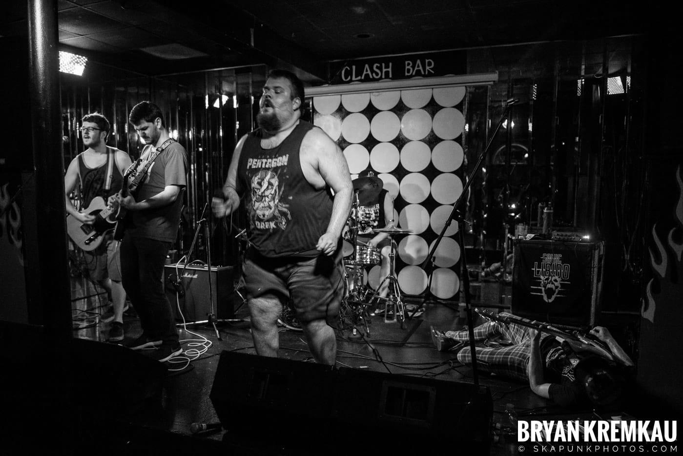 Sonic Libido @ Clash Bar, Clifton, NJ - 8.18.18 (5)