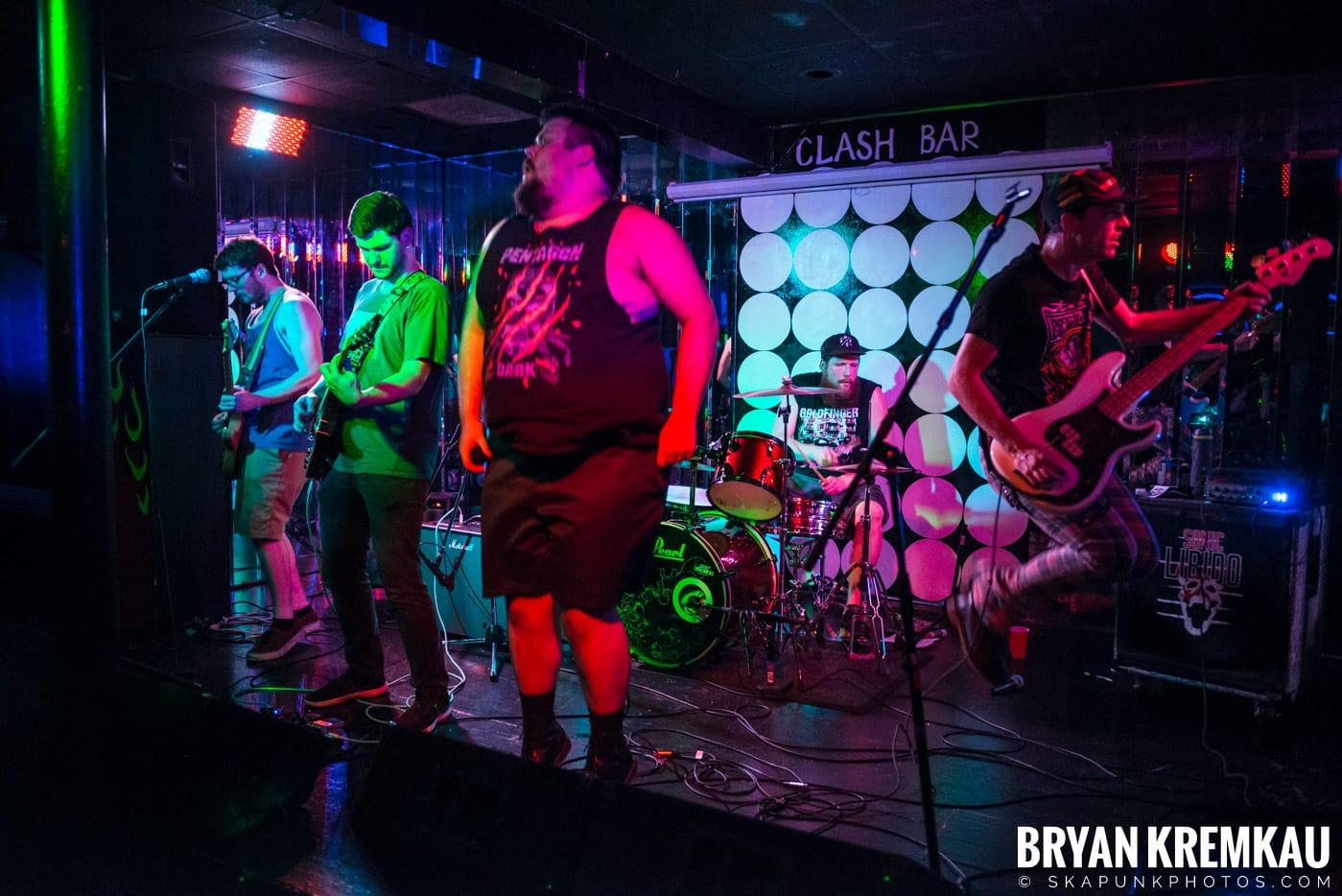 Sonic Libido @ Clash Bar, Clifton, NJ - 8.18.18 (2)