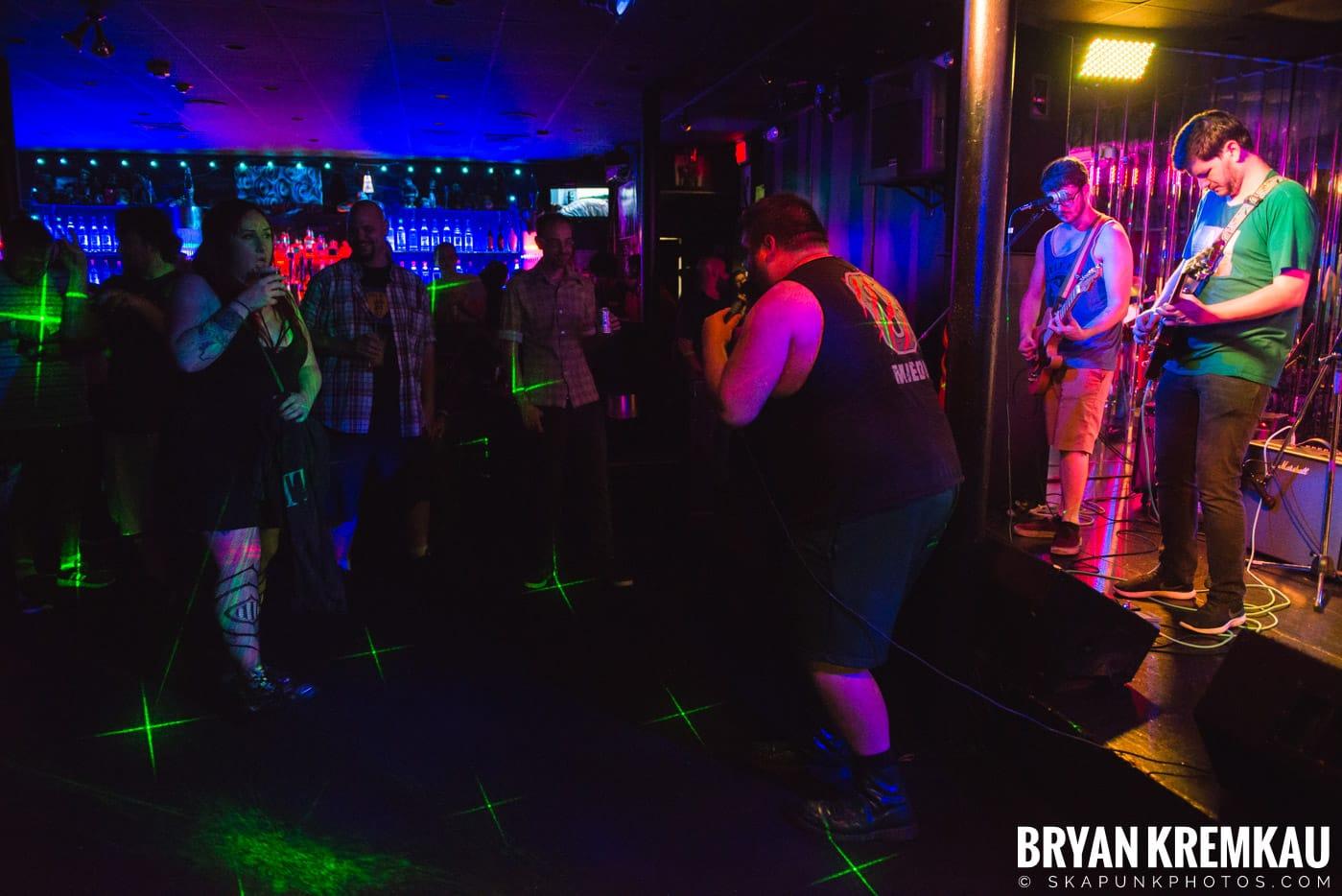Sonic Libido @ Clash Bar, Clifton, NJ - 8.18.18 (1)