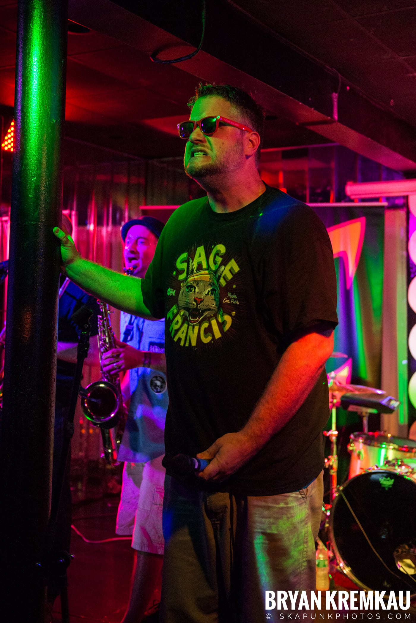 Sgt Scagnetti @ Clash Bar, Clifton, NJ - 8.18.18 (52)