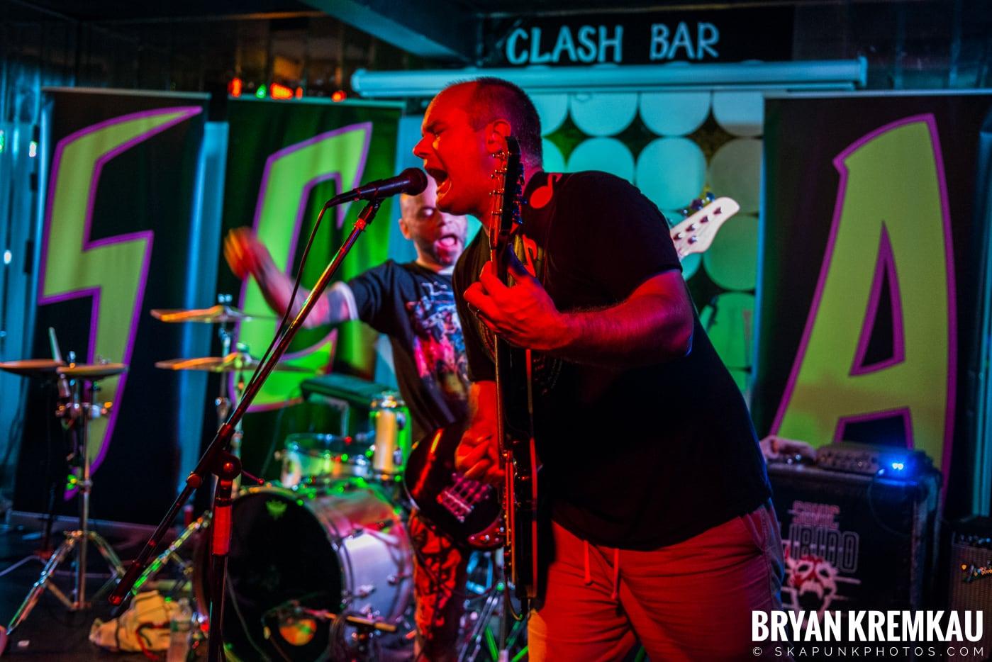Sgt Scagnetti @ Clash Bar, Clifton, NJ - 8.18.18 (30)