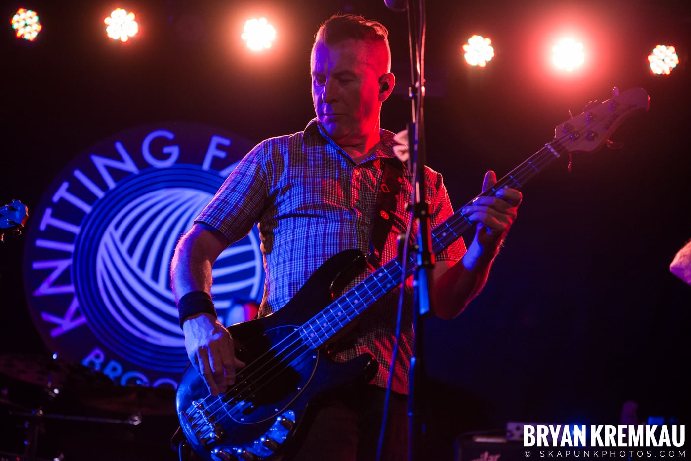 Young Dubliners @ Knitting Factory, Brooklyn, NY - 9.5.18 (50)