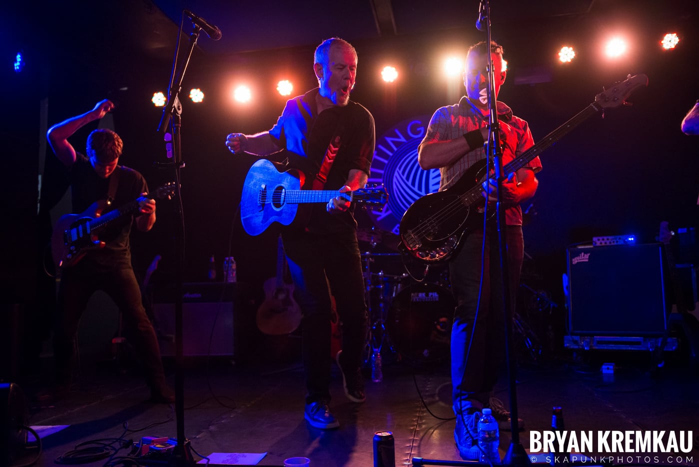 Young Dubliners @ Knitting Factory, Brooklyn, NY - 9.5.18 (49)