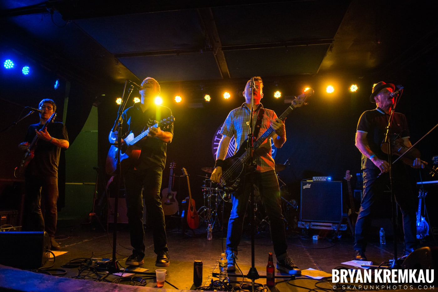 Young Dubliners @ Knitting Factory, Brooklyn, NY - 9.5.18 (44)