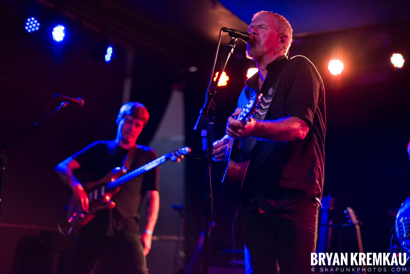 Young Dubliners @ Knitting Factory, Brooklyn, NY - 9.5.18 (34)