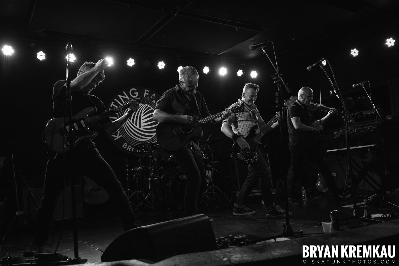 Young Dubliners @ Knitting Factory, Brooklyn, NY - 9.5.18 (26)