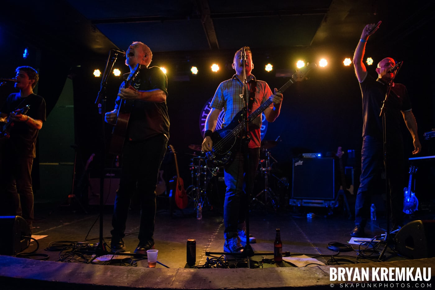 Young Dubliners @ Knitting Factory, Brooklyn, NY - 9.5.18 (23)