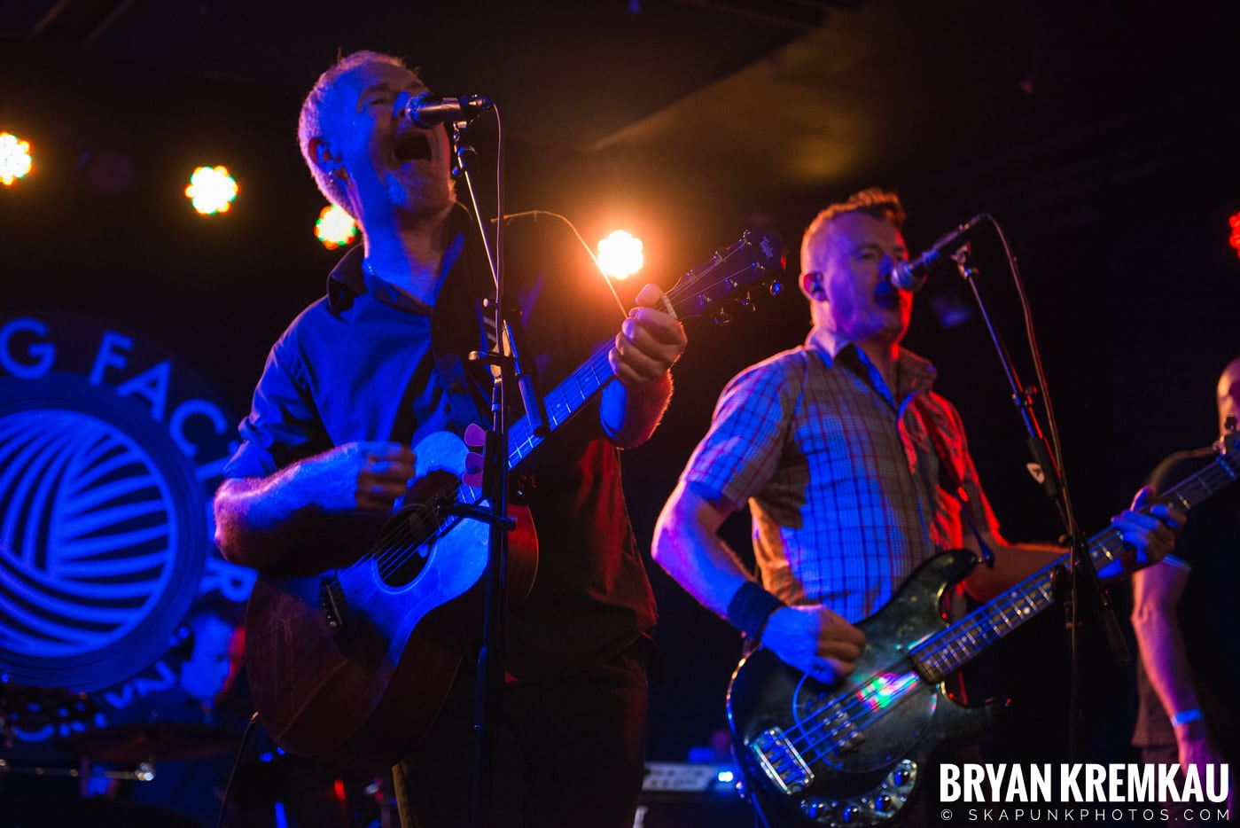 Young Dubliners @ Knitting Factory, Brooklyn, NY - 9.5.18 (18)