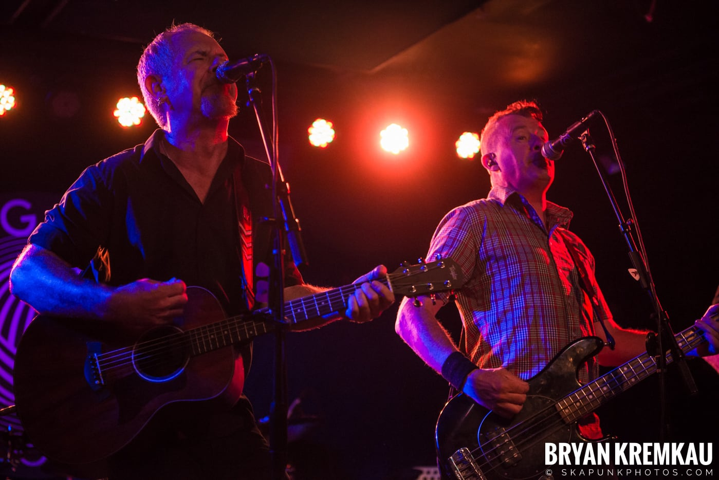 Young Dubliners @ Knitting Factory, Brooklyn, NY - 9.5.18 (16)