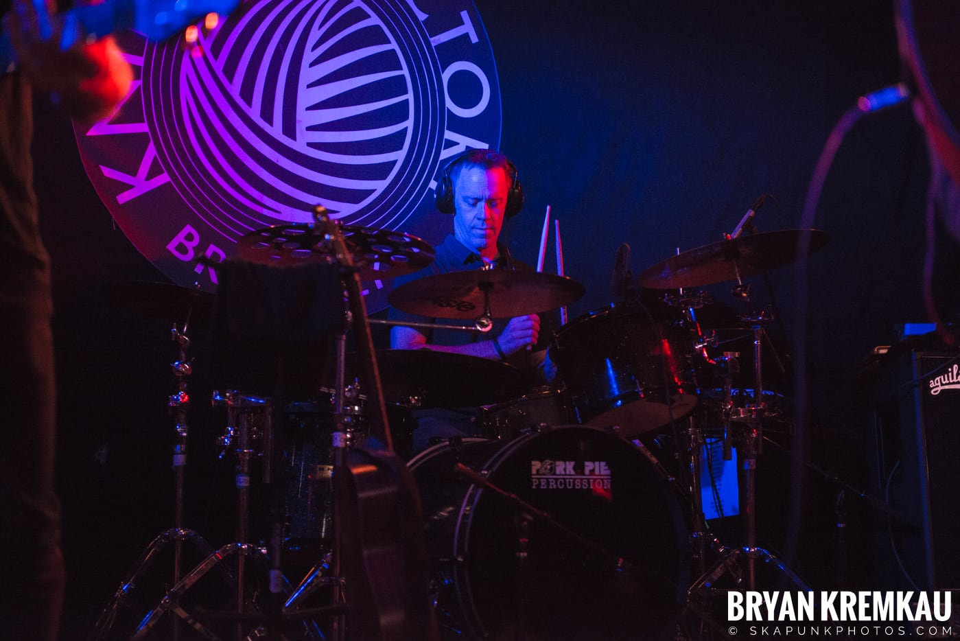 Young Dubliners @ Knitting Factory, Brooklyn, NY - 9.5.18 (14)