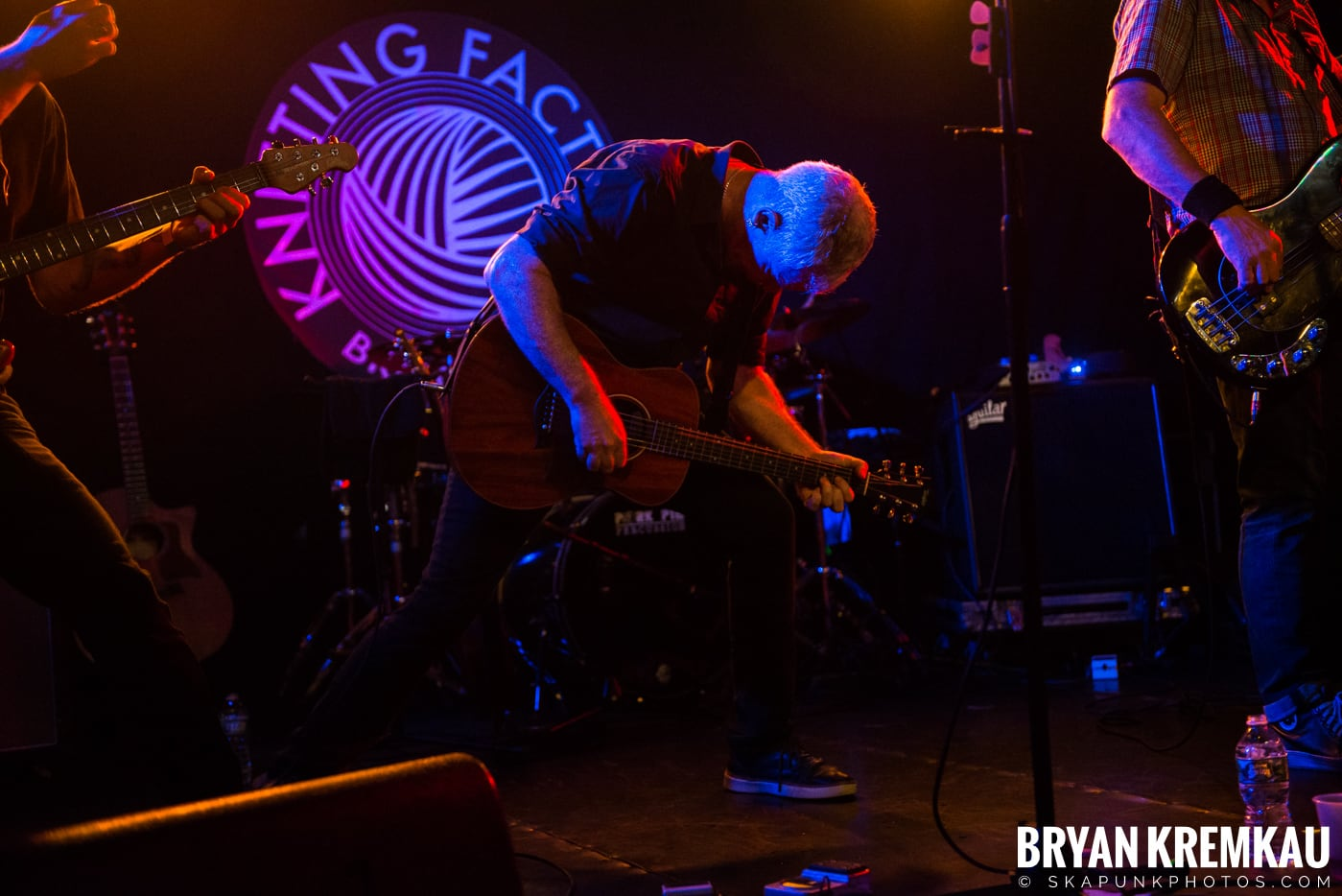 Young Dubliners @ Knitting Factory, Brooklyn, NY - 9.5.18 (10)