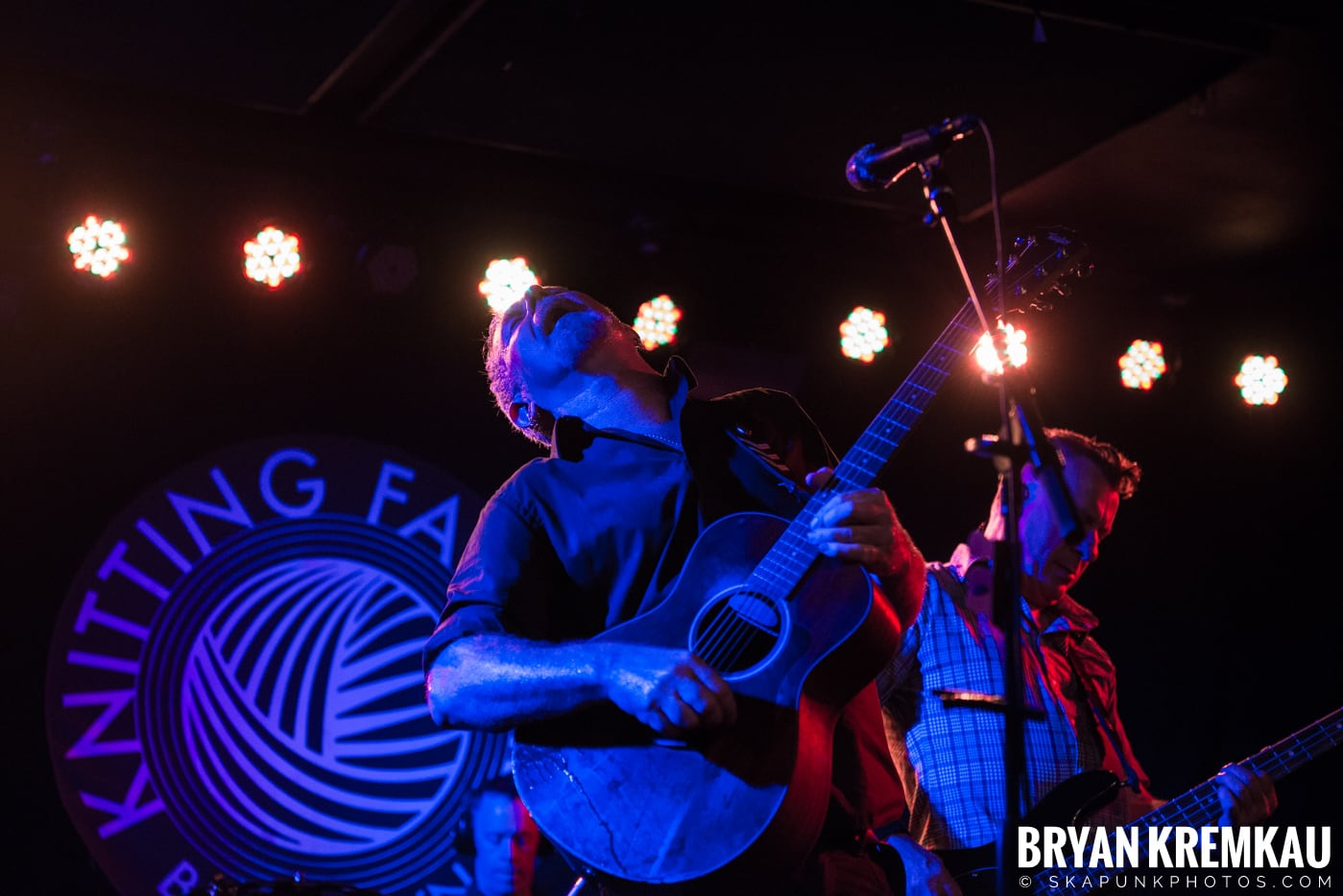 Young Dubliners @ Knitting Factory, Brooklyn, NY - 9.5.18 (9)