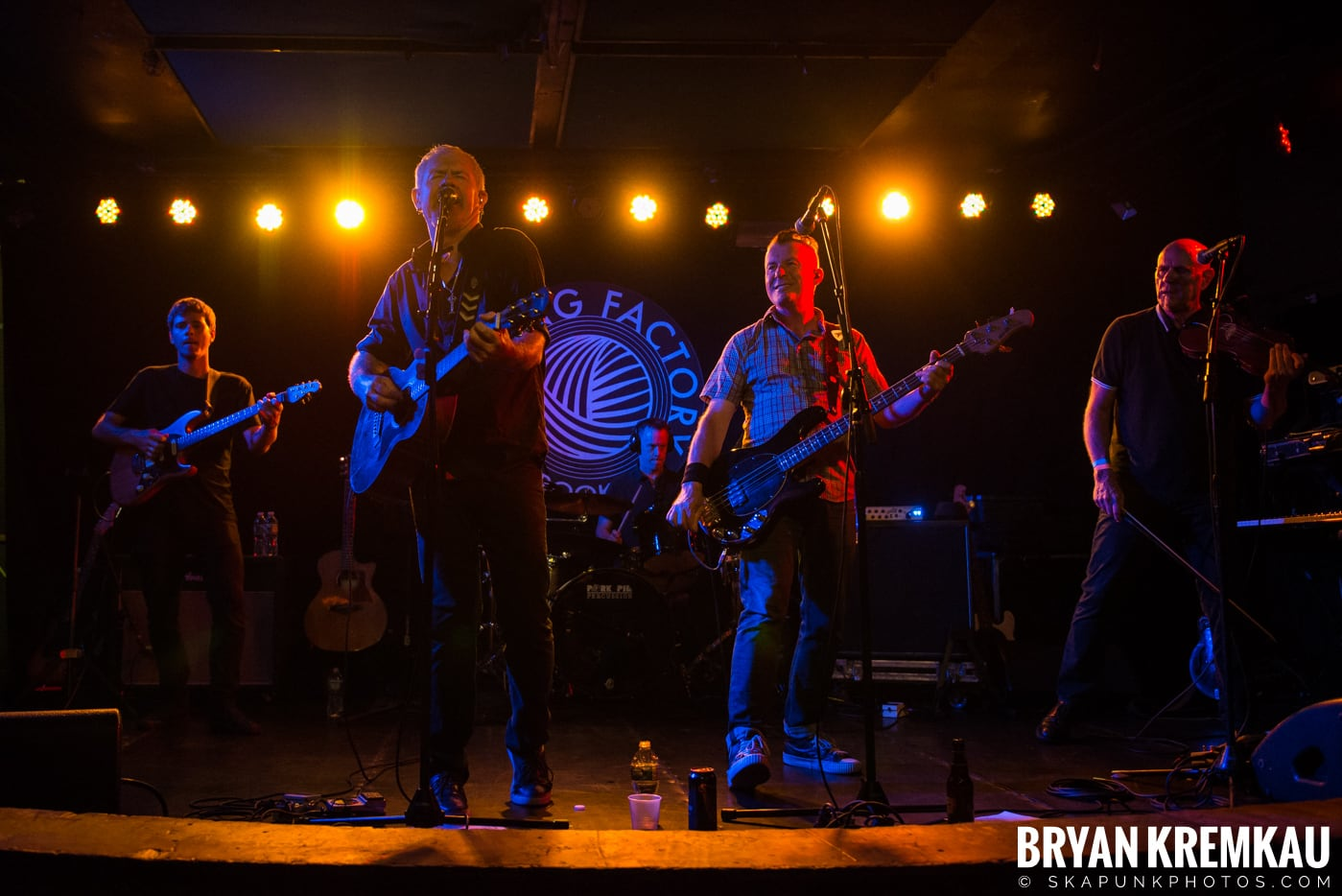 Young Dubliners @ Knitting Factory, Brooklyn, NY - 9.5.18 (7)