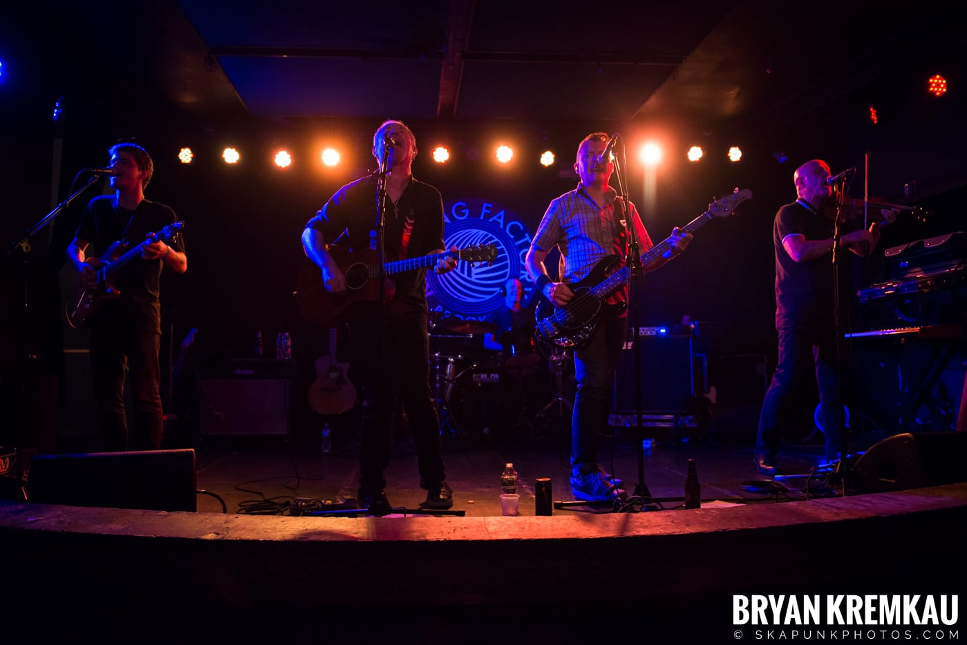 Young Dubliners @ Knitting Factory, Brooklyn, NY - 9.5.18 (5)