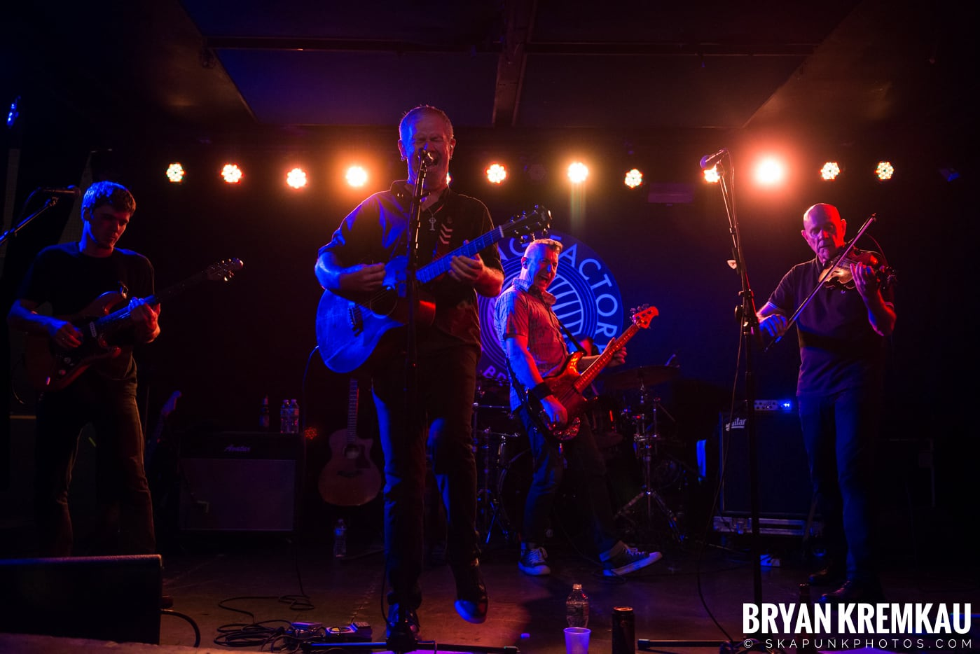 Young Dubliners @ Knitting Factory, Brooklyn, NY - 9.5.18 (4)