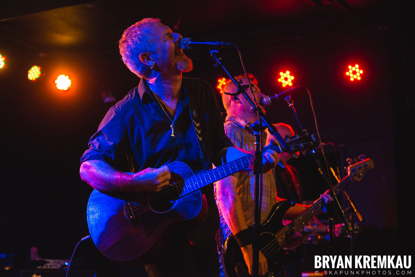 Young Dubliners @ Knitting Factory, Brooklyn, NY - 9.5.18 (1)