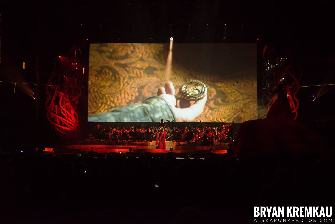 Game of Thrones Live Experience @ Prudential Center, Newark, NJ - 9.26.18 (6)