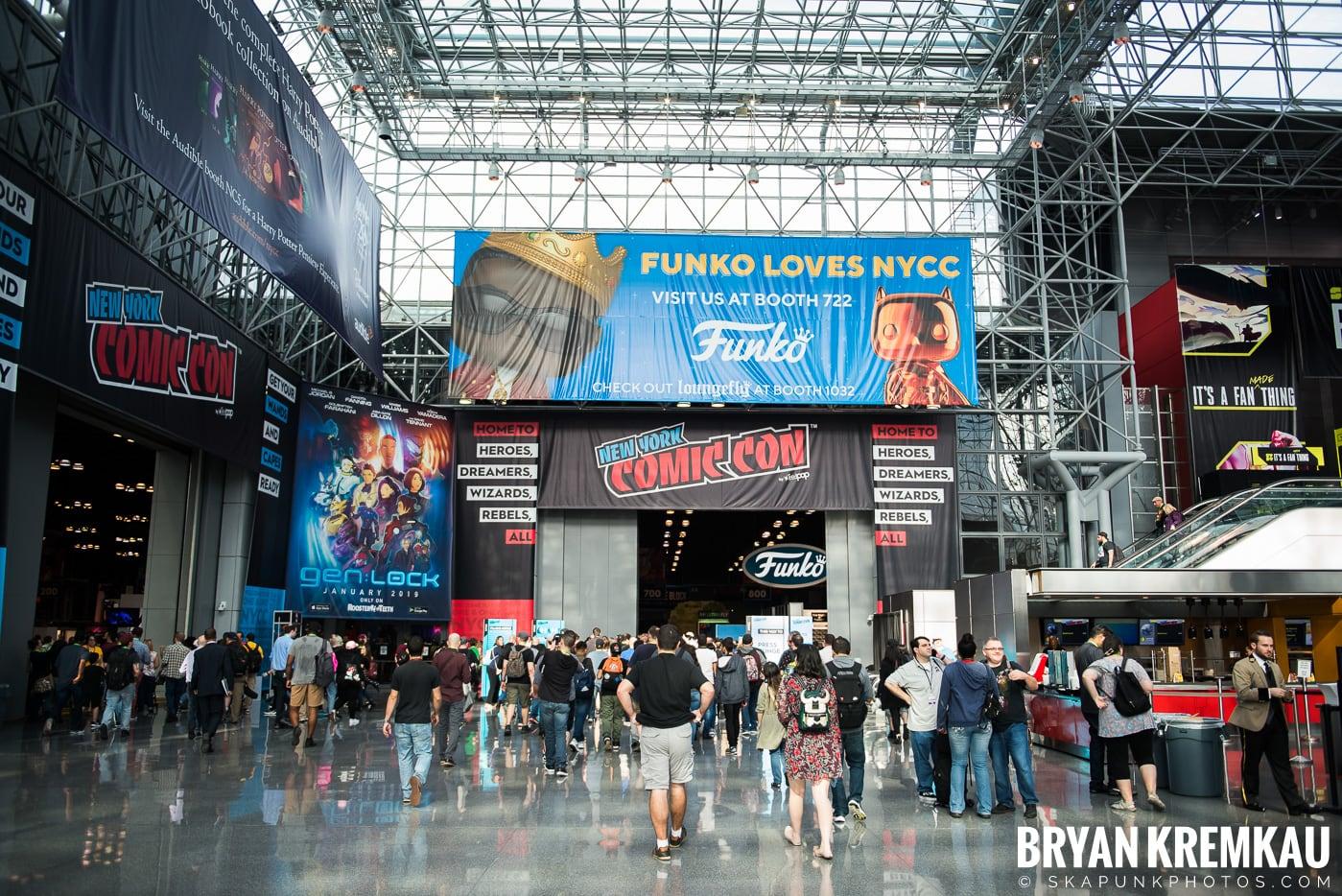 New York Comic Con 2018: Thursday - 10.4.18 (78)