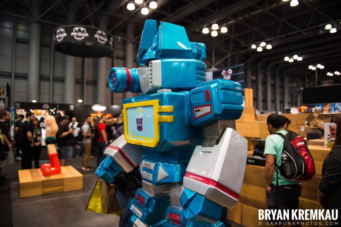 New York Comic Con 2018: Thursday - 10.4.18 (74)
