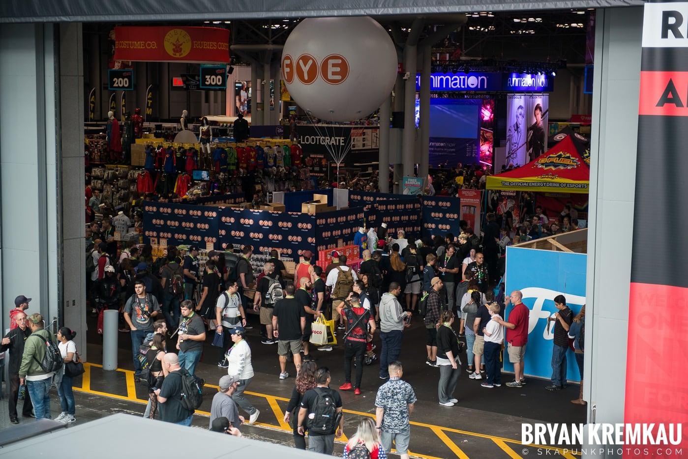 New York Comic Con 2018: Thursday - 10.4.18 (68)