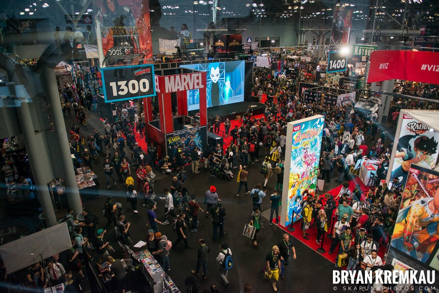 New York Comic Con 2018: Thursday - 10.4.18 (65)