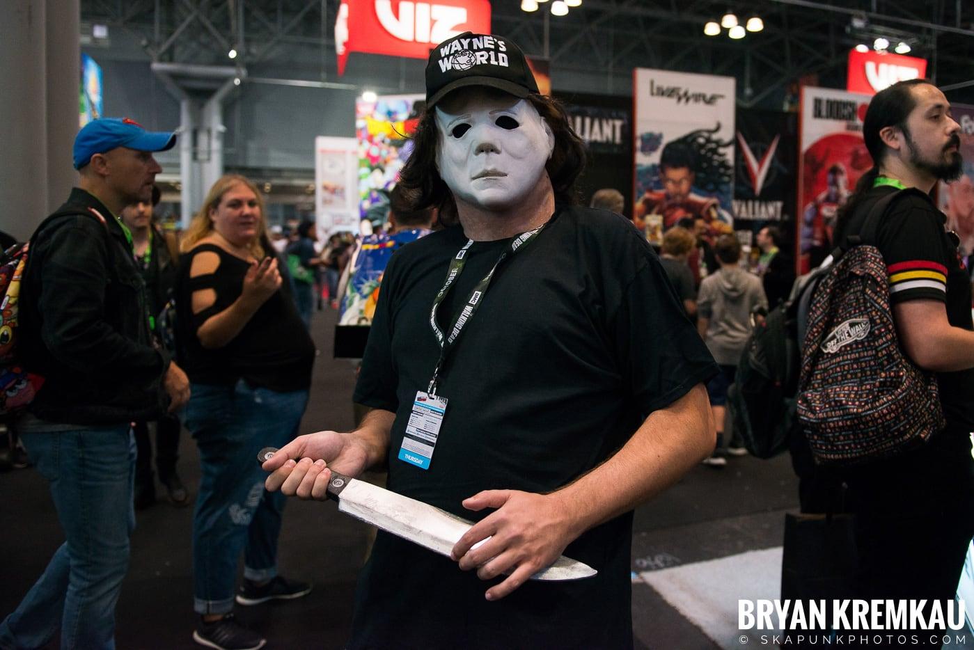 New York Comic Con 2018: Thursday - 10.4.18 (64)