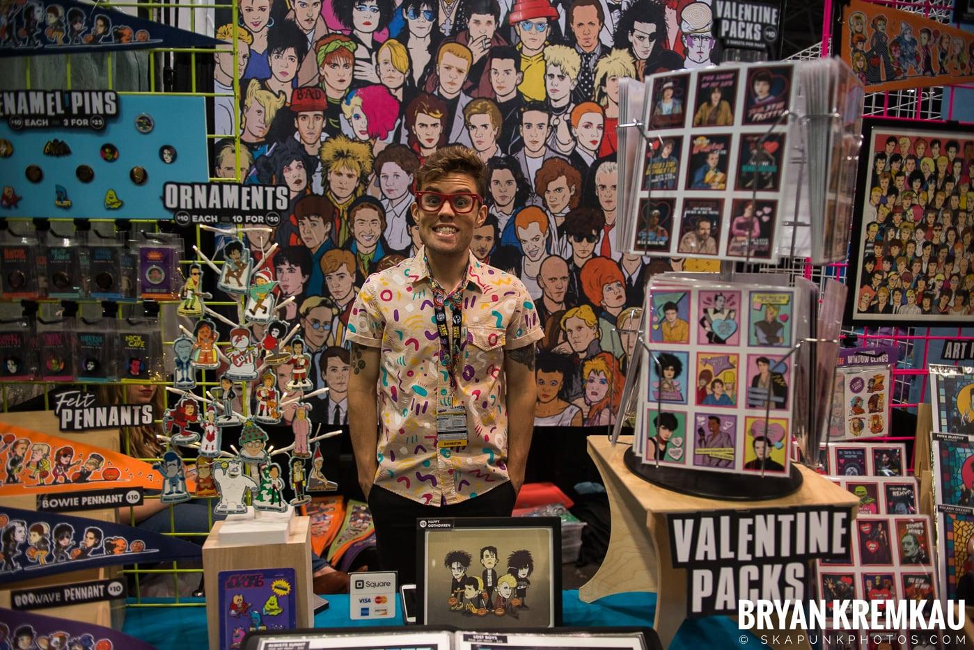 New York Comic Con 2018: Thursday - 10.4.18 (62)