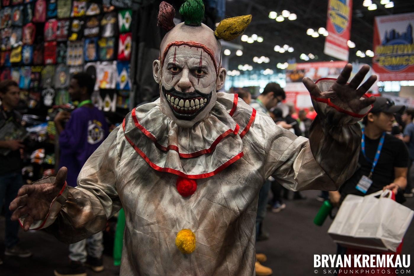 New York Comic Con 2018: Thursday - 10.4.18 (61)