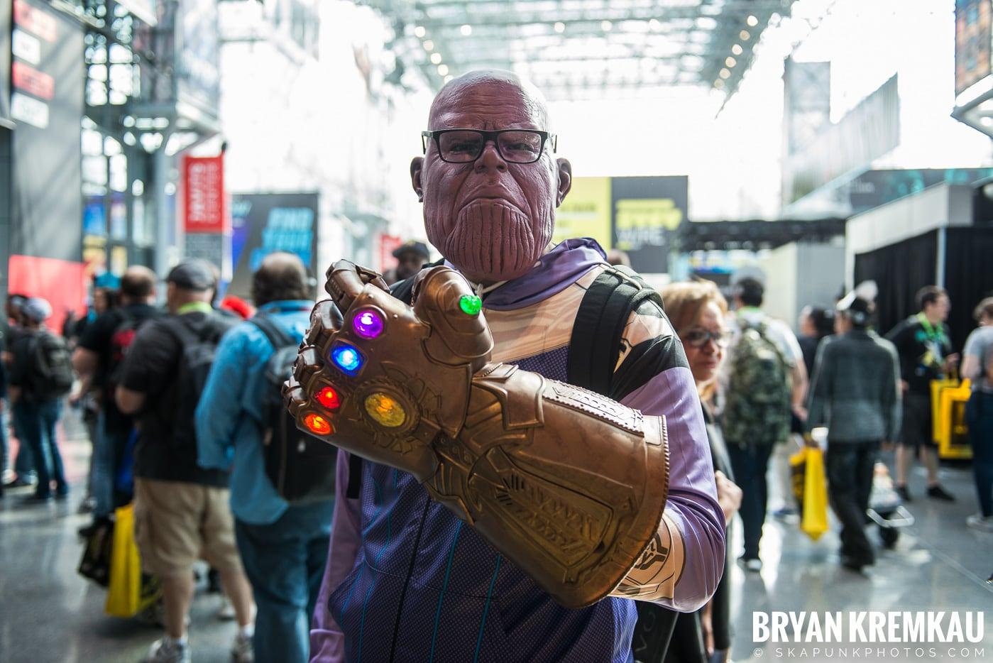 New York Comic Con 2018: Thursday - 10.4.18 (60)