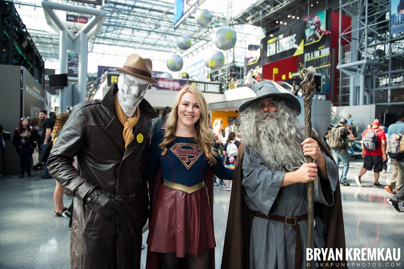New York Comic Con 2018: Thursday - 10.4.18 (59)