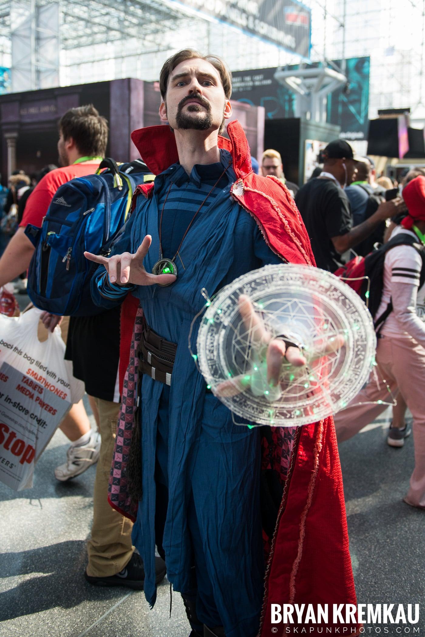 New York Comic Con 2018: Thursday - 10.4.18 (58)