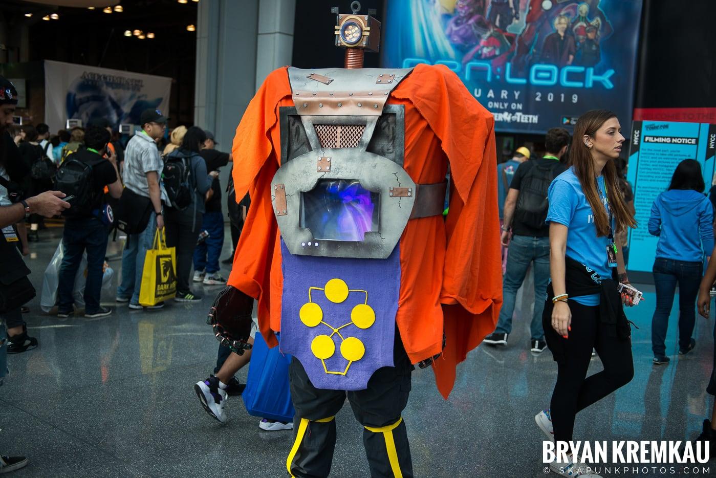 New York Comic Con 2018: Thursday - 10.4.18 (57)