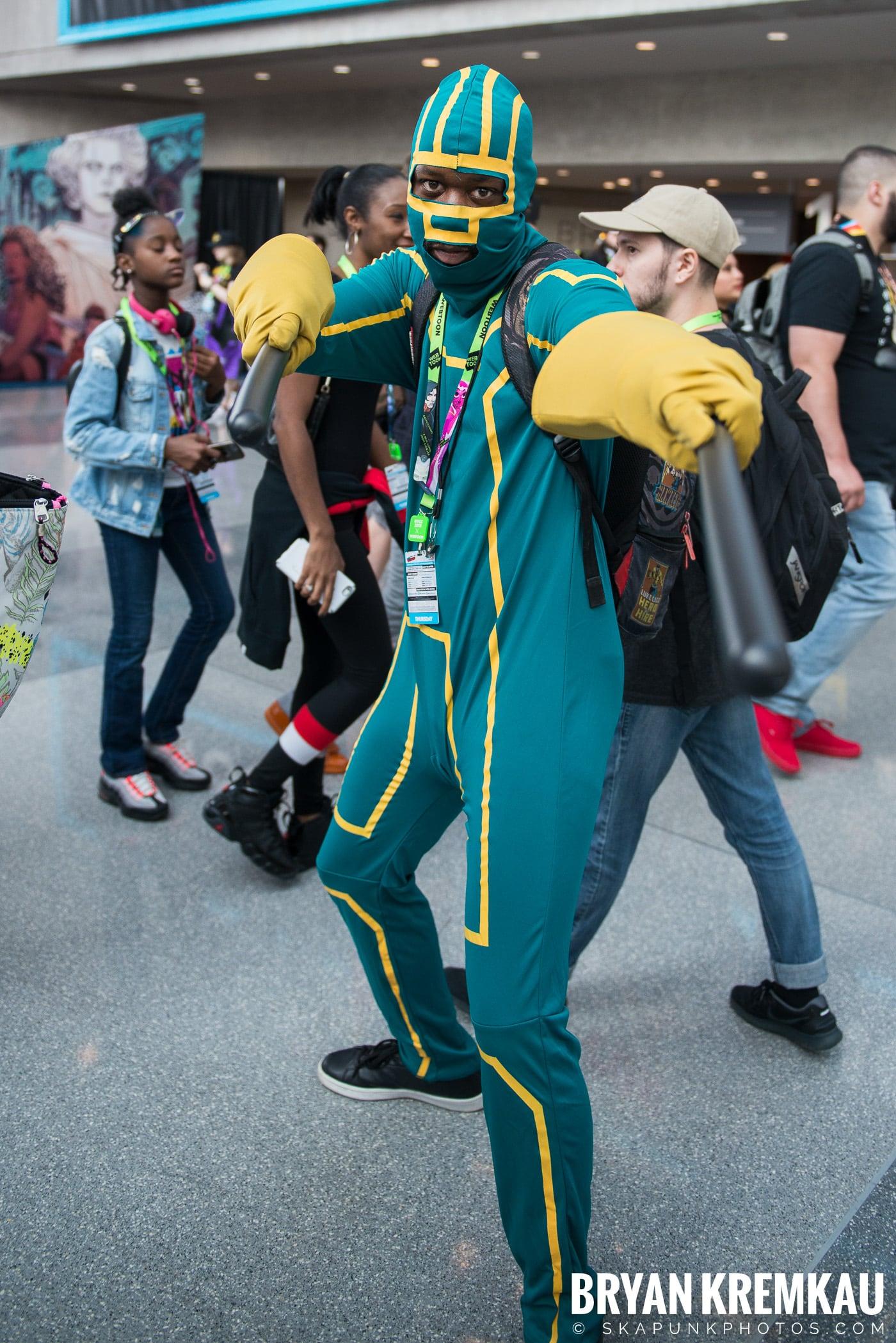 New York Comic Con 2018: Thursday - 10.4.18 (55)
