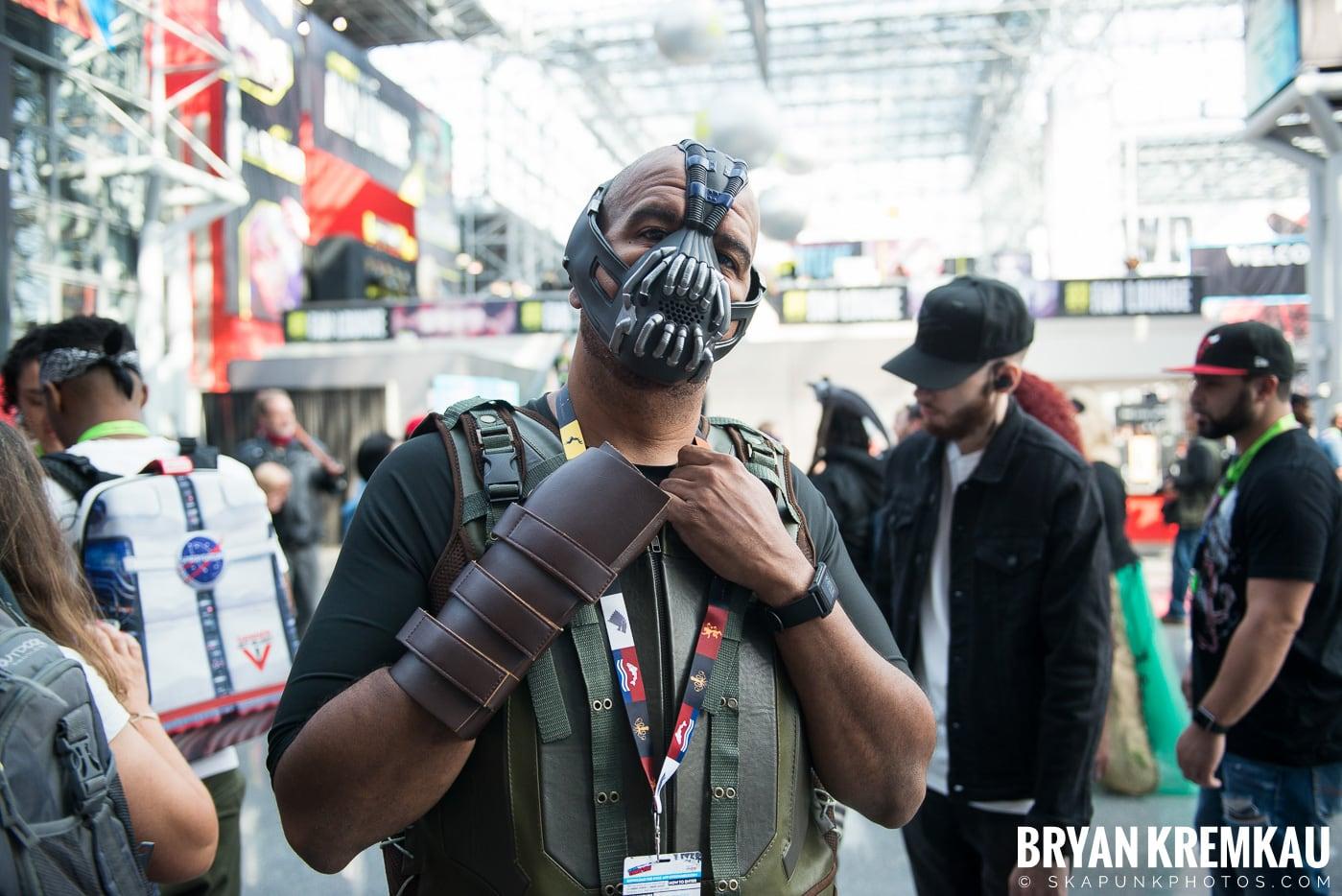 New York Comic Con 2018: Thursday - 10.4.18 (53)