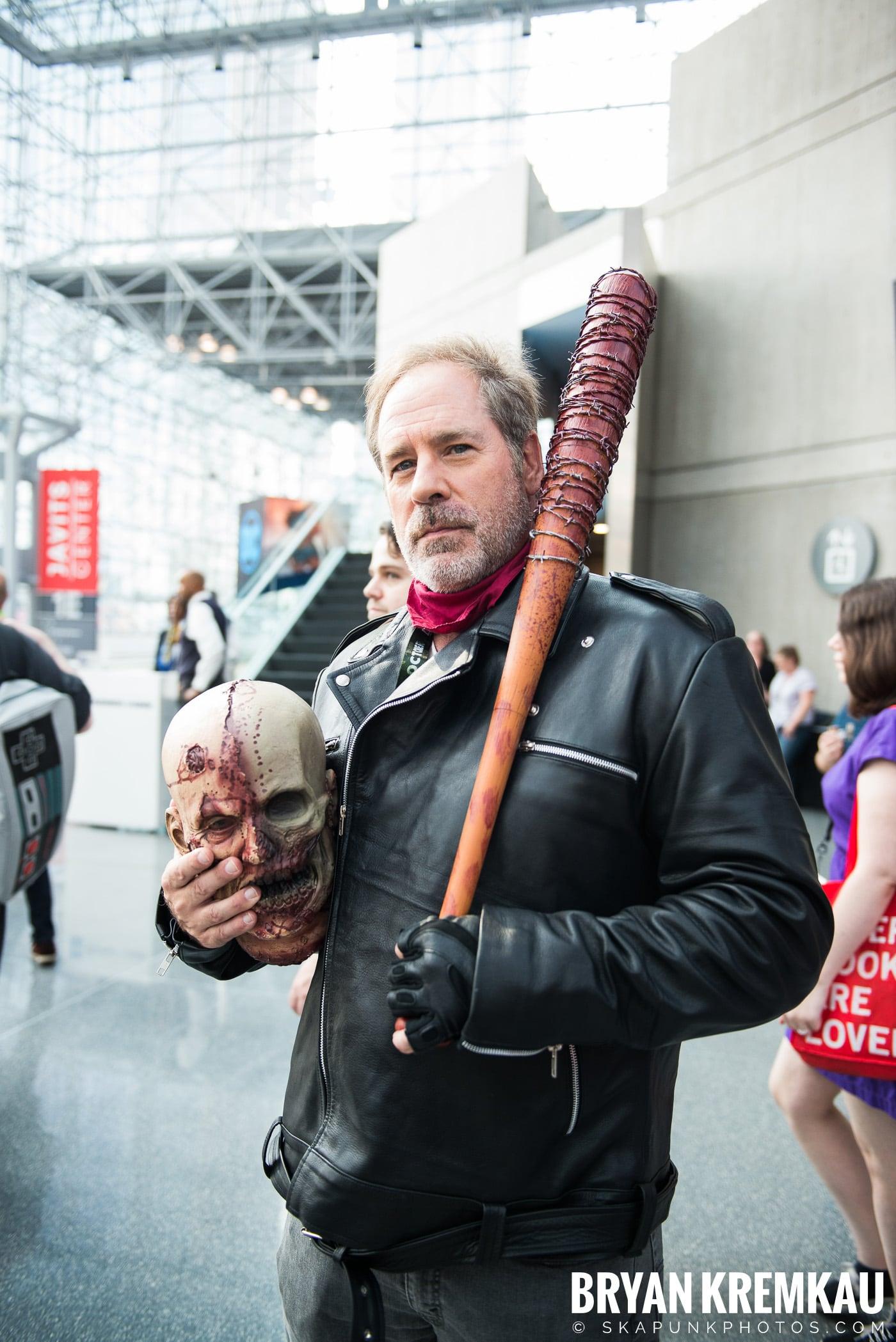 New York Comic Con 2018: Thursday - 10.4.18 (52)