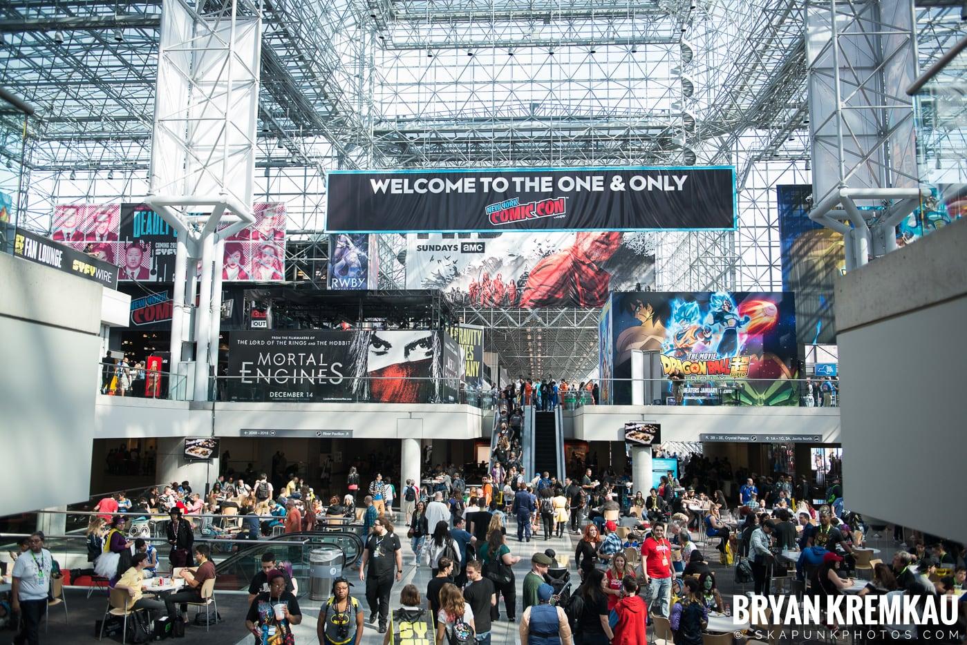 New York Comic Con 2018: Thursday - 10.4.18 (51)