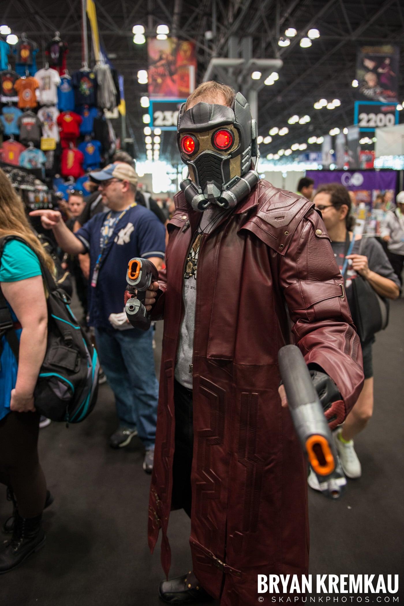 New York Comic Con 2018: Thursday - 10.4.18 (47)
