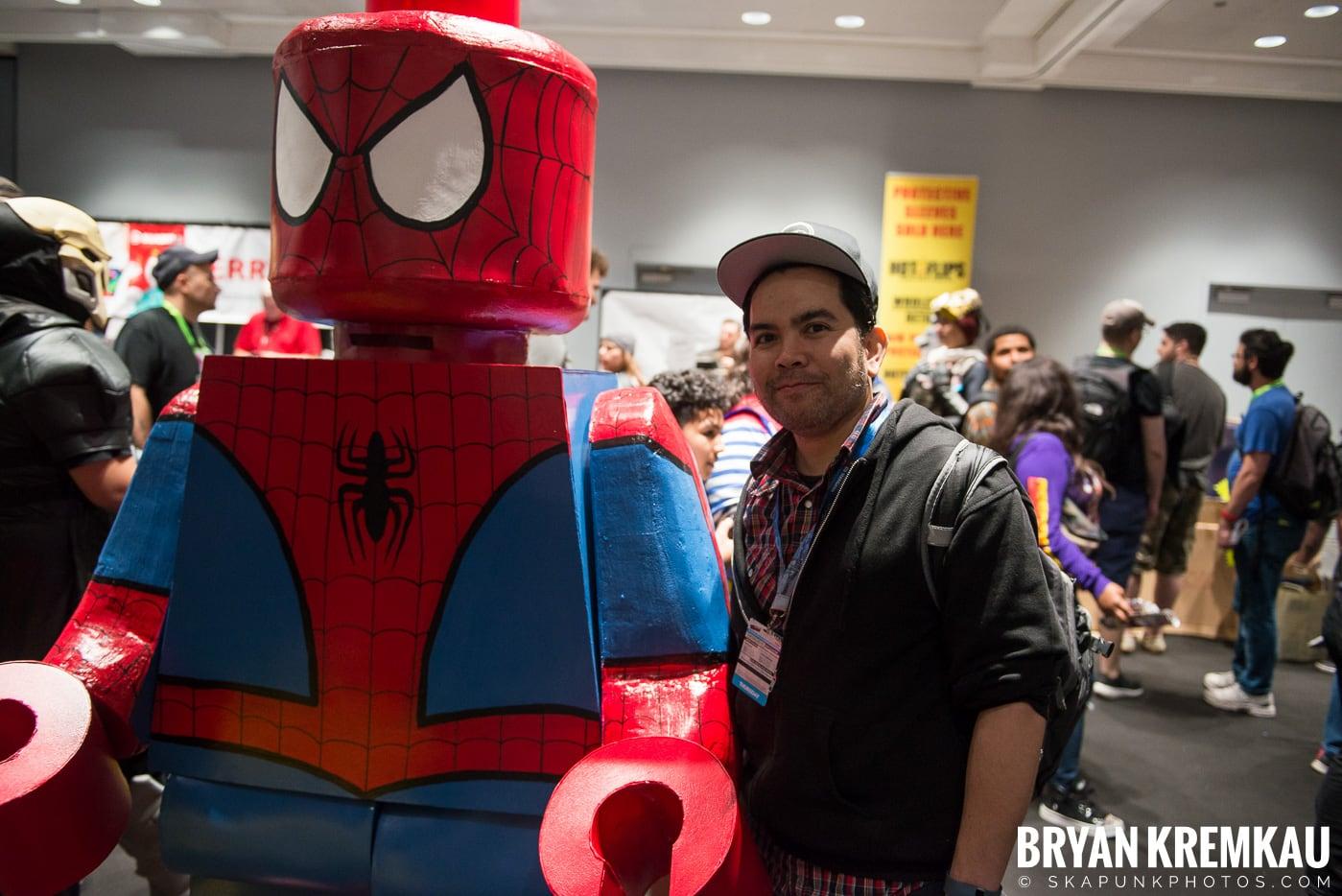 New York Comic Con 2018: Thursday - 10.4.18 (46)