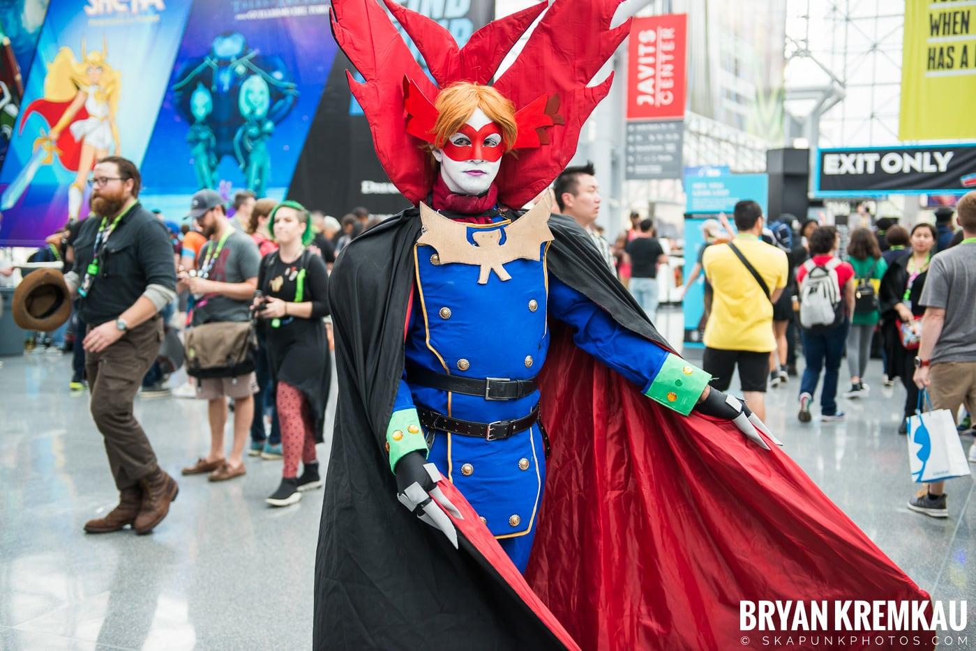 New York Comic Con 2018: Thursday - 10.4.18 (36)