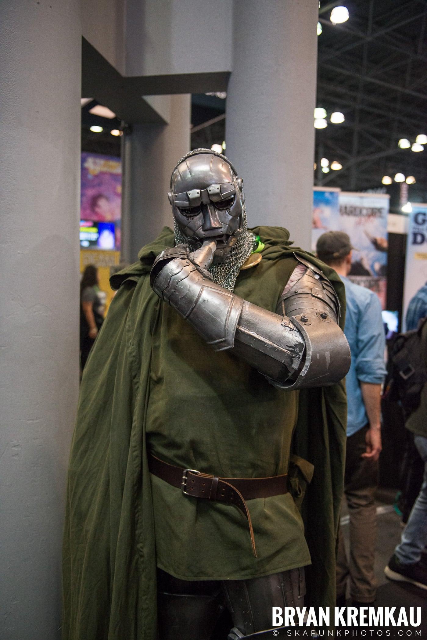 New York Comic Con 2018: Thursday - 10.4.18 (34)