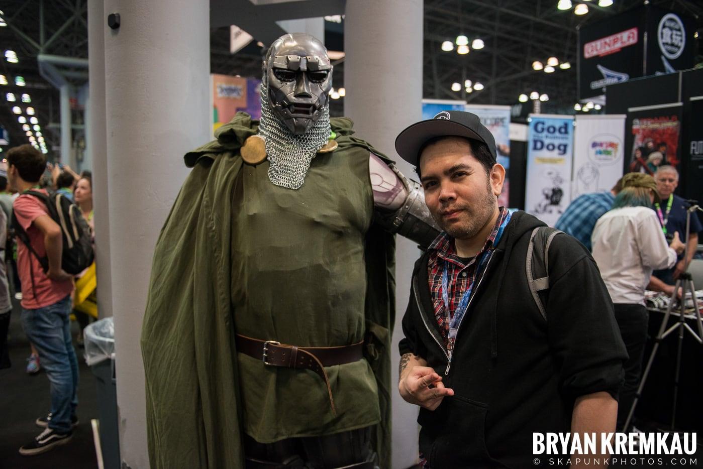 New York Comic Con 2018: Thursday - 10.4.18 (33)