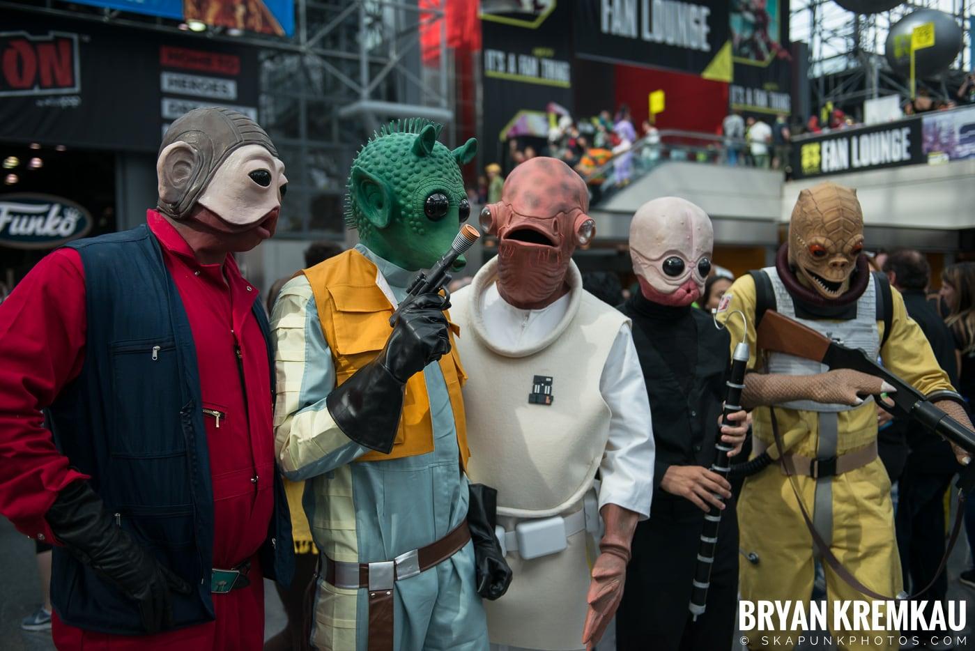 New York Comic Con 2018: Thursday - 10.4.18 (30)
