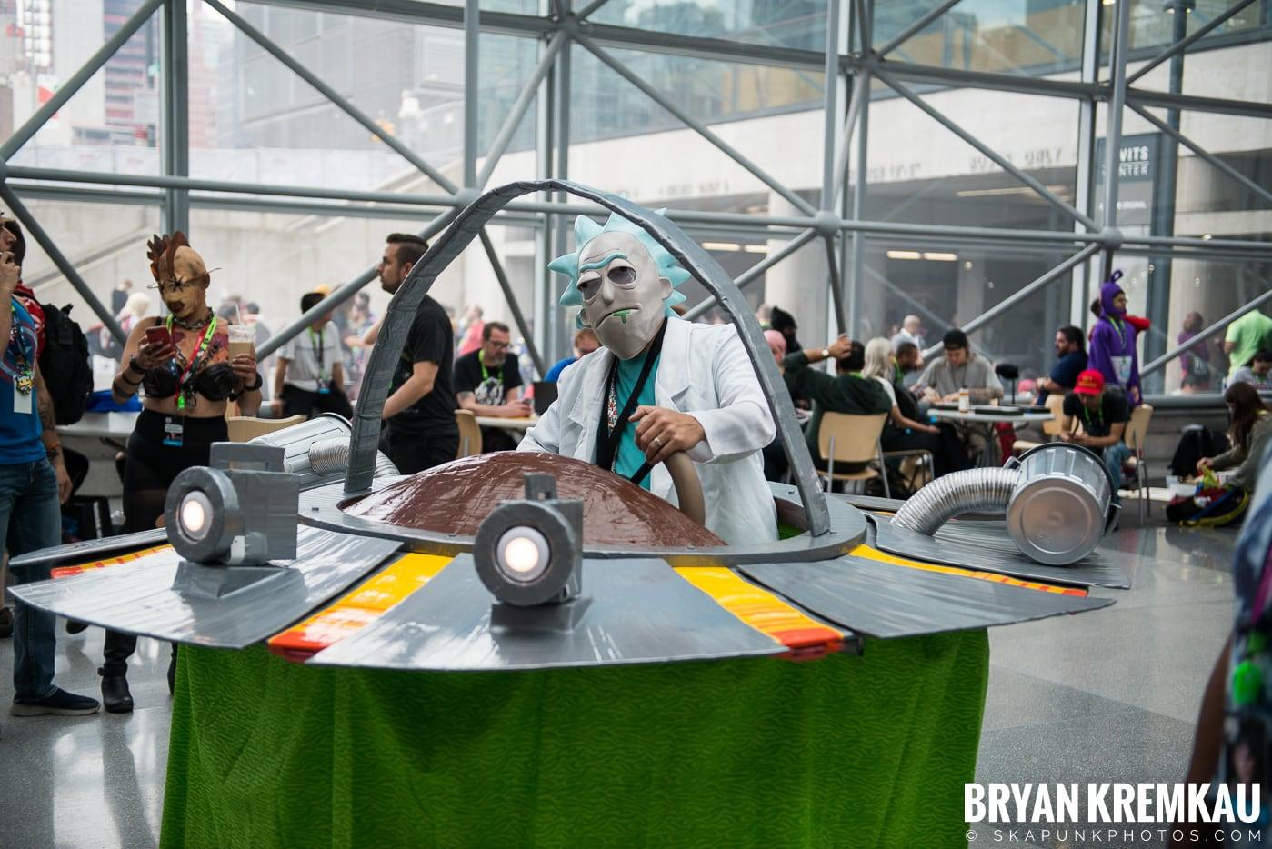 New York Comic Con 2018: Thursday - 10.4.18 (27)