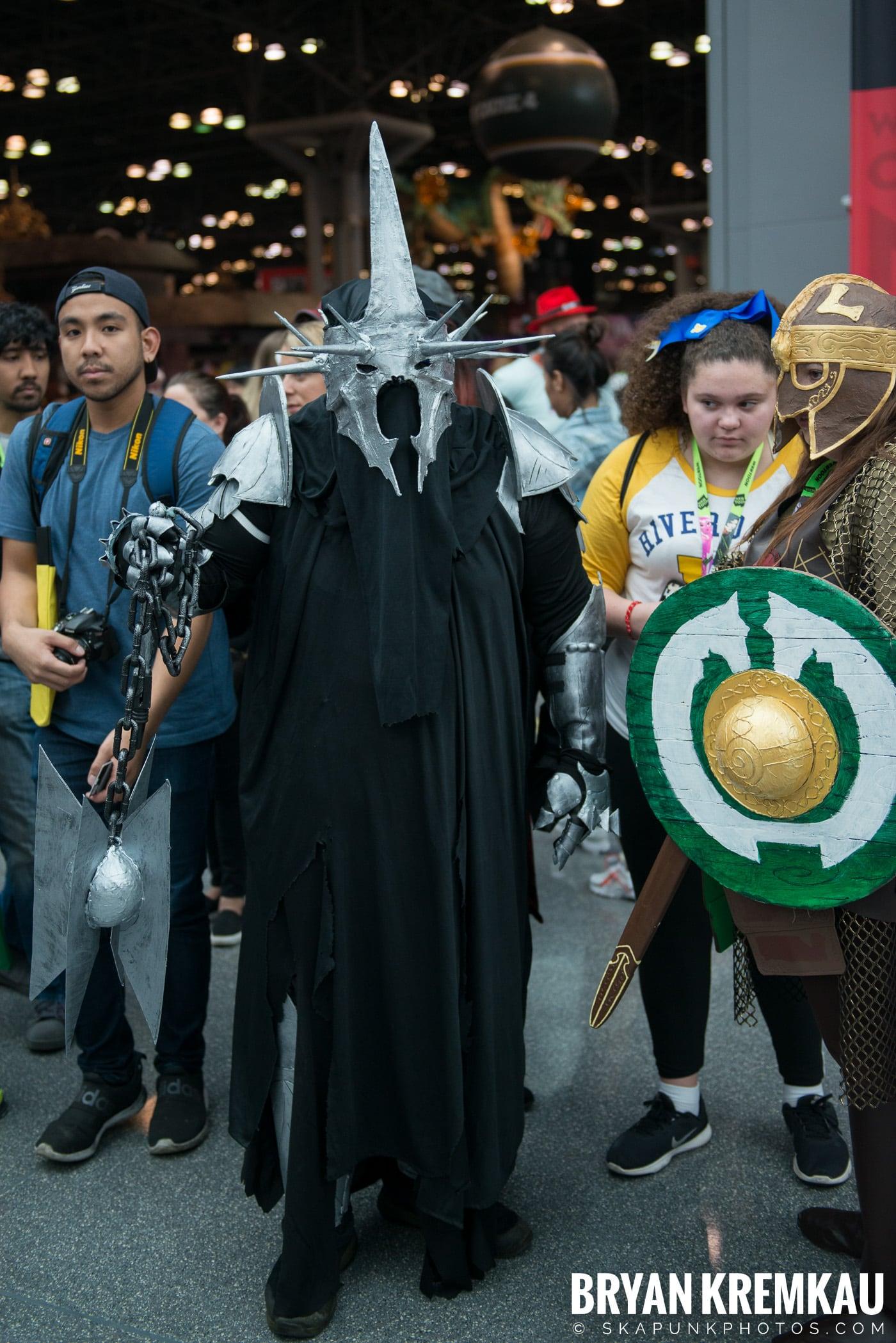 New York Comic Con 2018: Thursday - 10.4.18 (25)