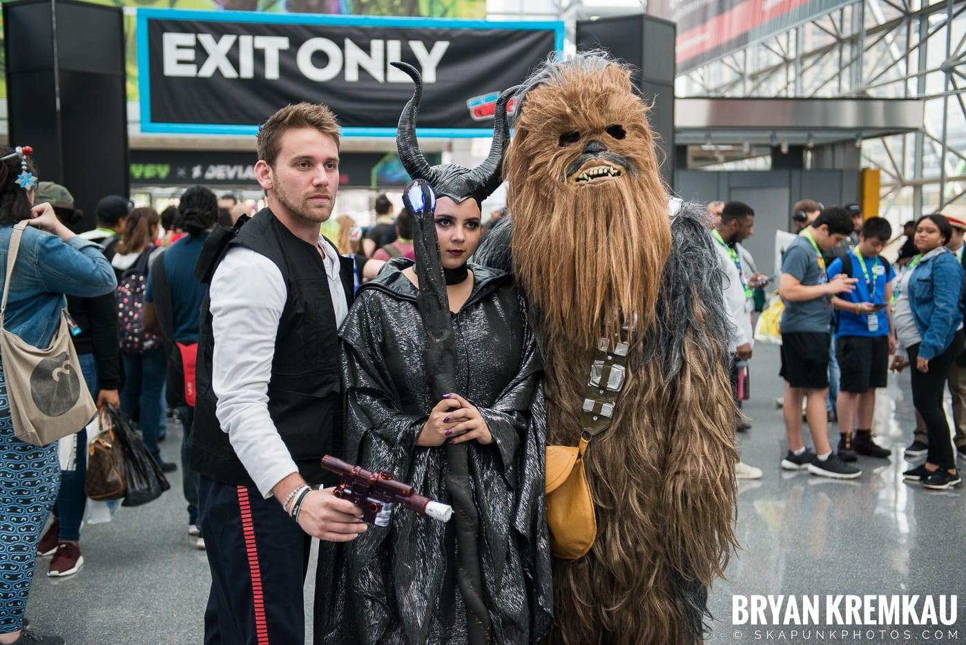 New York Comic Con 2018: Thursday - 10.4.18 (21)