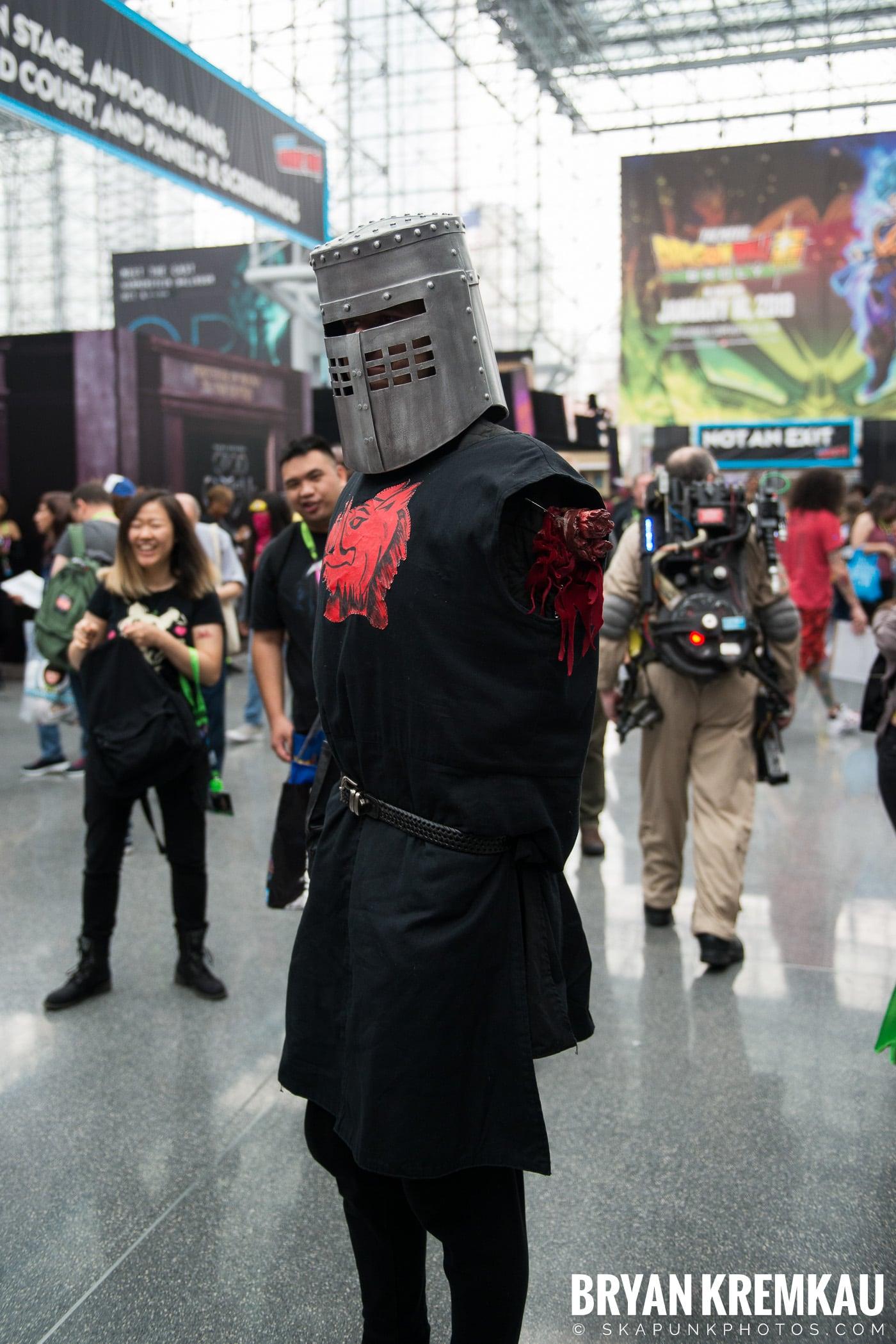 New York Comic Con 2018: Thursday - 10.4.18 (20)