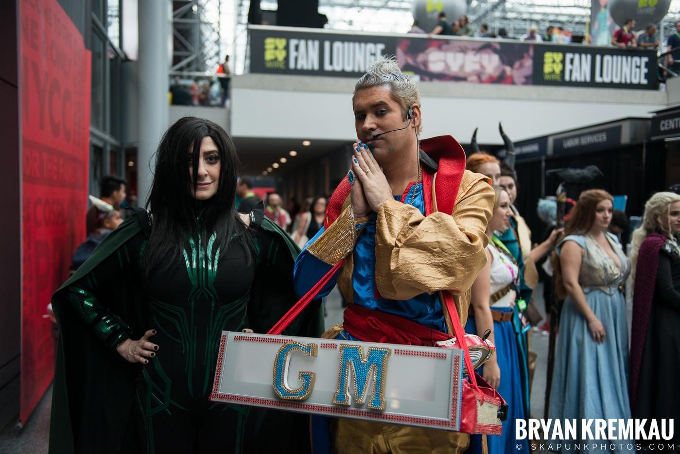 New York Comic Con 2018: Thursday - 10.4.18 (18)