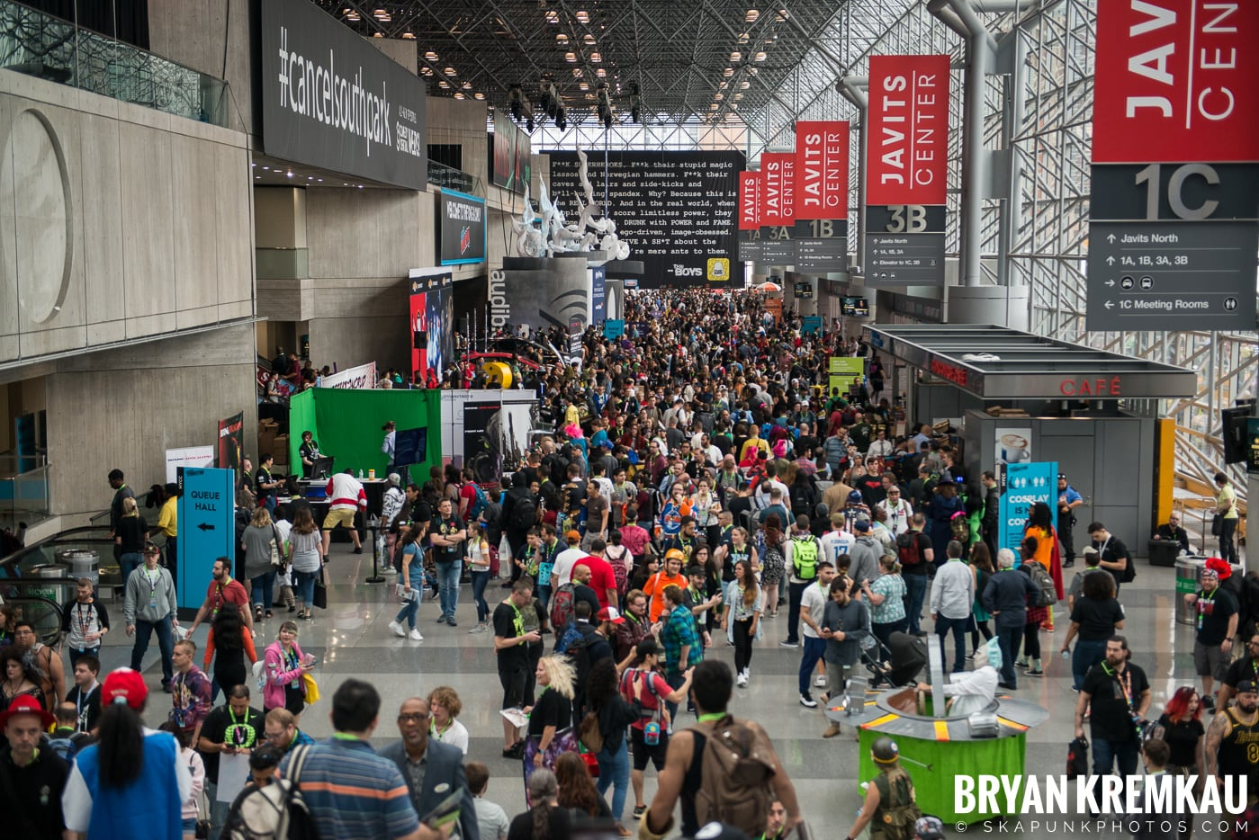 New York Comic Con 2018: Thursday - 10.4.18 (16)