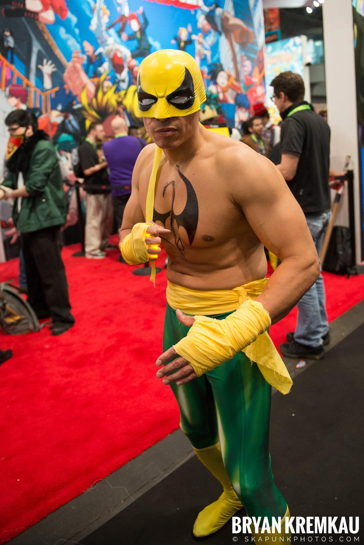New York Comic Con 2018: Thursday - 10.4.18 (14)